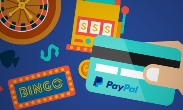 Käytä PayPalia pelata online kolikkopelejä ja Rainbow Riches kolikkopeli arvostelu